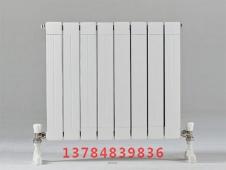 铜铝复合散热器80x60
