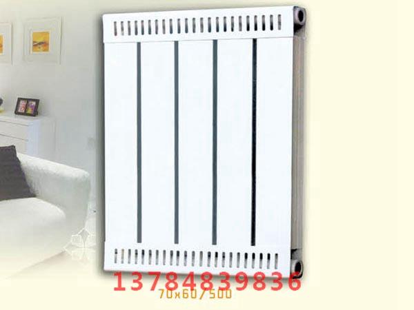钢铝复合散热器70×60